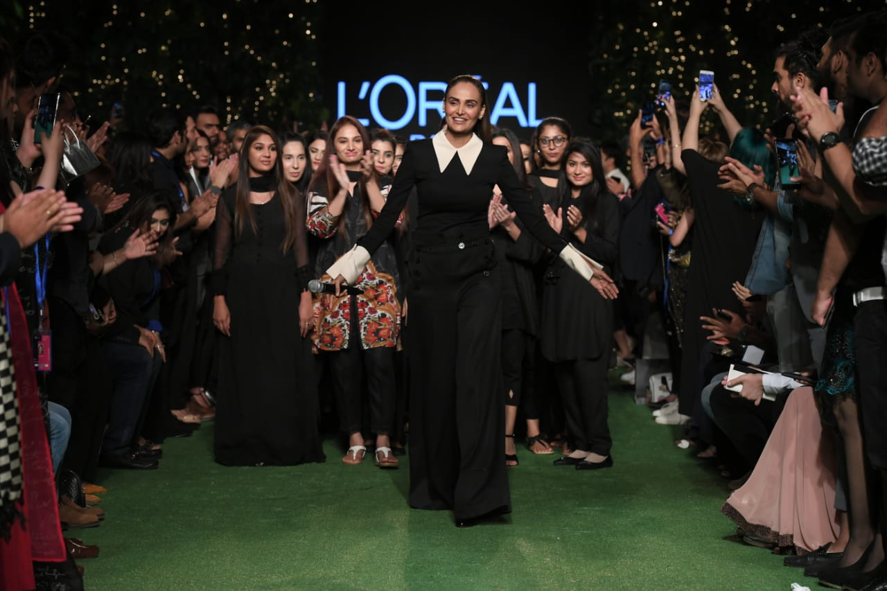 Mehreen Syed - I AM Worth It at #PLBW19 - Photography by Faisal Farooqui...
