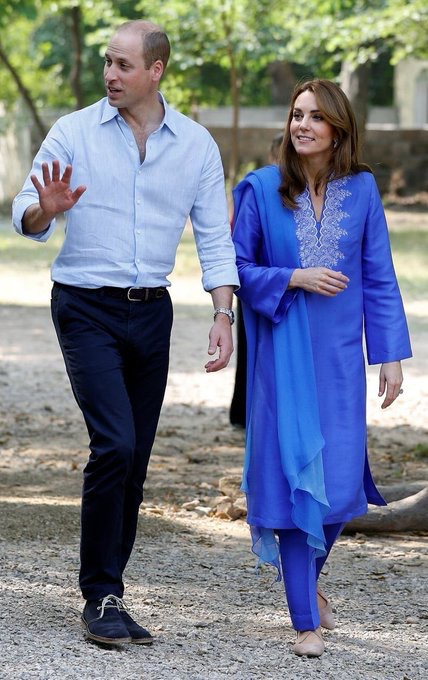 Kate Middleton and Prince William's