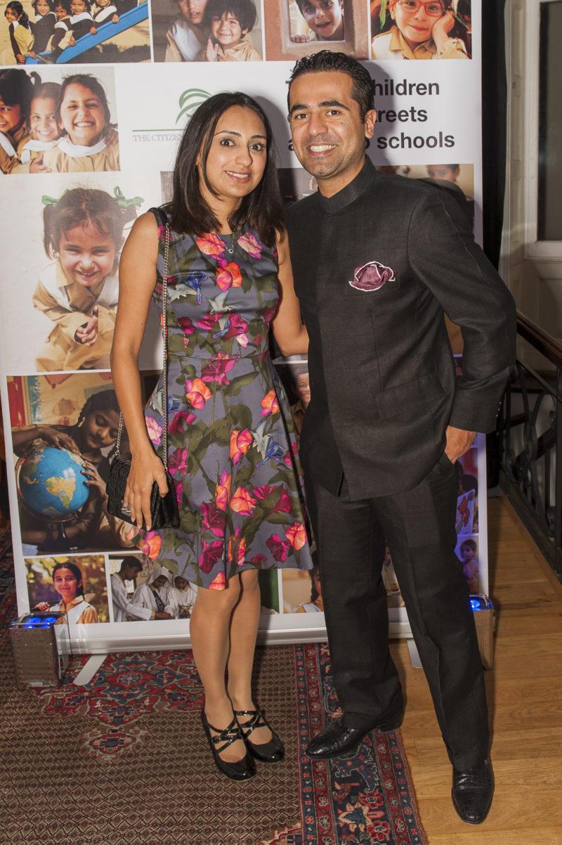 Hravir & Rehan Latif
