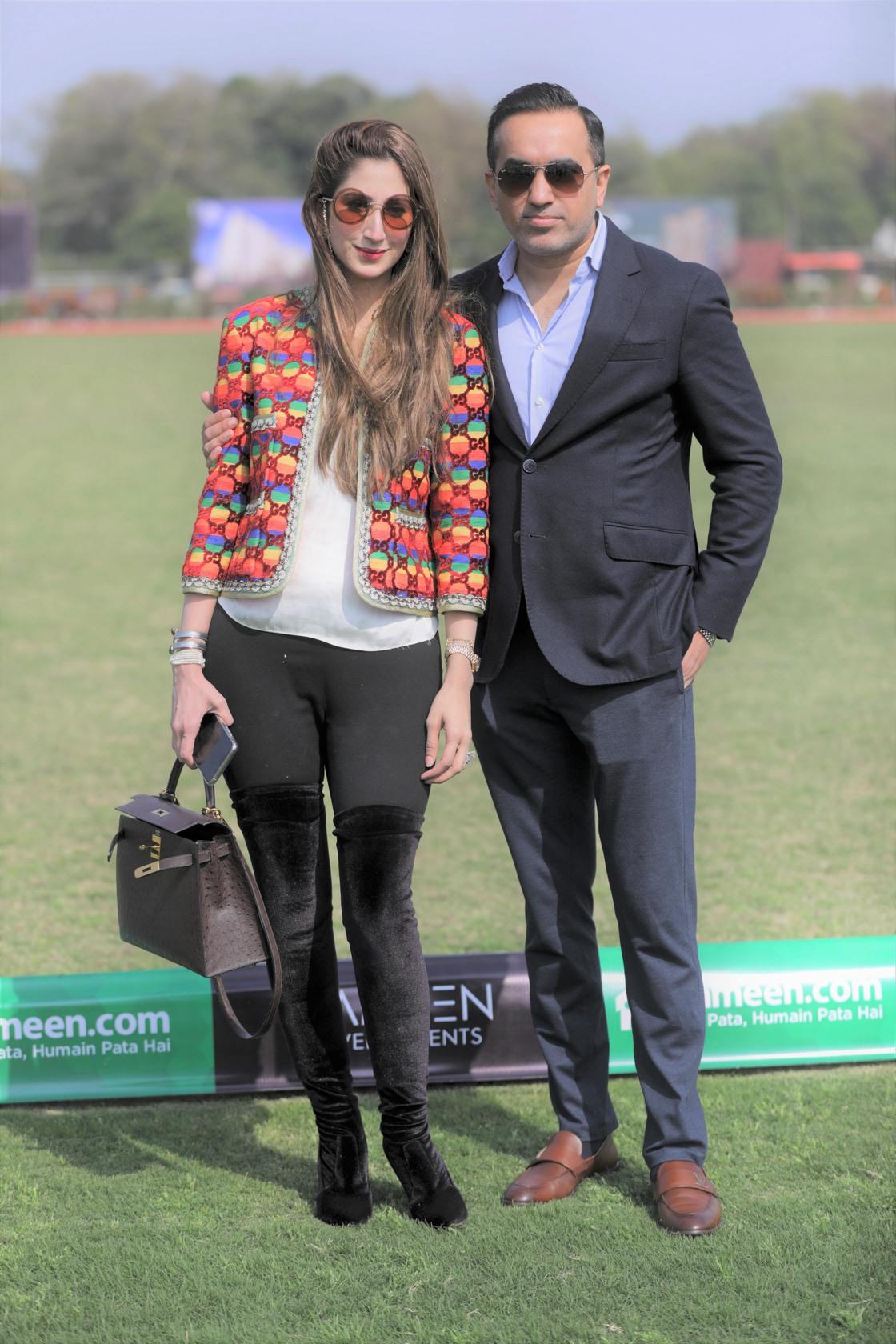CEO Zameen.com Zeeshan Ali Khan, Amna Zeeshan Khan (2)