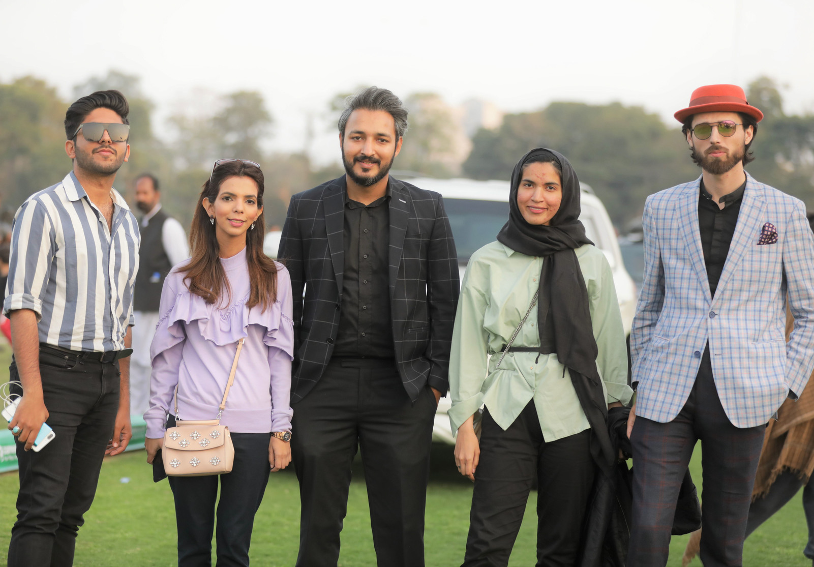 Ghazi Khan, Shireen Rehman, Amjad Bhatti, Shazia Rehman, Bilal Dar (1)